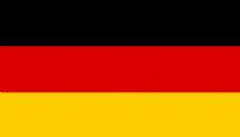GERMANY - 8 X 5 FLAG